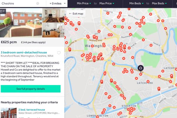 Property Sales Data Scrape Wrekin Data
